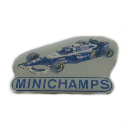 Minichamps Metal Badge